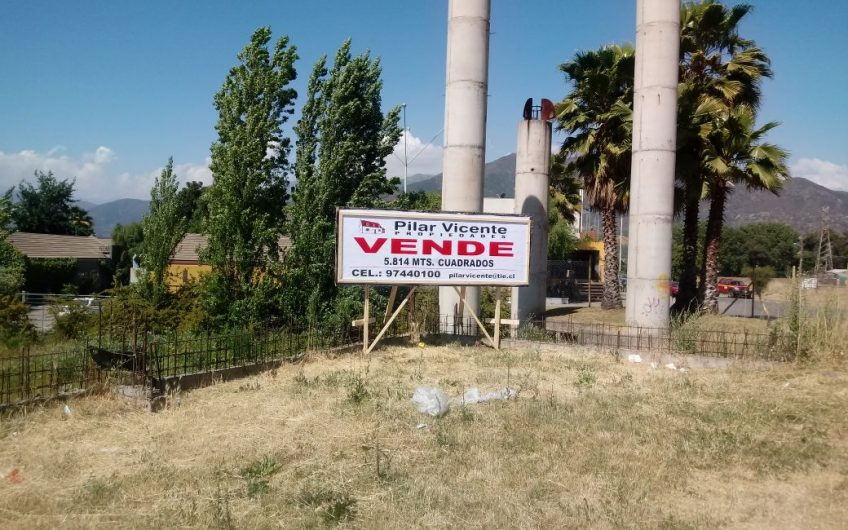Terreno en San Juan, Machalí