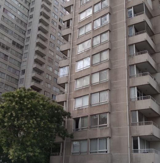 Departamento en Edificio Blanco, Santiago