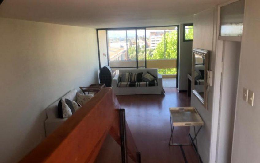 Departamento duplex en Edificio Empart