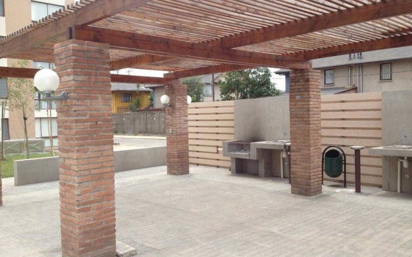Departamento amoblado en Condominio Alto Rancagua